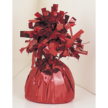 Image de FOIL BALLOON WEIGHT-RED