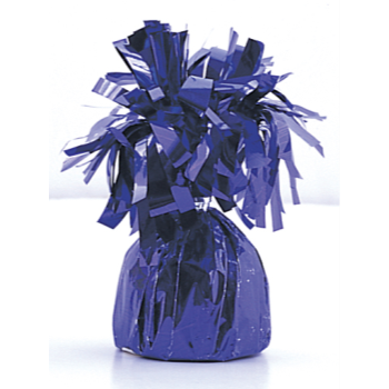 Image de FOIL BALLOON WEIGHT - PURPLE
