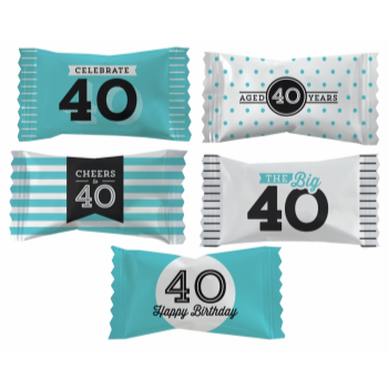 Picture of 40TH BIRTHDAY MINTS