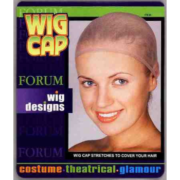 Picture of #1 WIG CAP - NYLON BEIGE