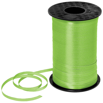 Image de LIME CRIMPED CURLING RIBBON 500 YRDS