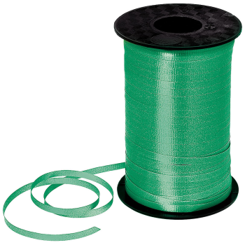 Image de EMERALD CRIMPED CURLING RIBBON 500 YRDS