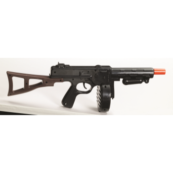 Picture of 20'S PLASTIC TOMMY GUN - BLACK