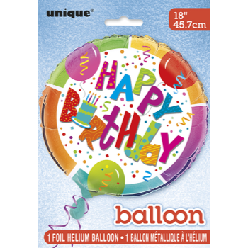 "Image de 18"" FOIL - BIRTHDAY JAMBOREE"