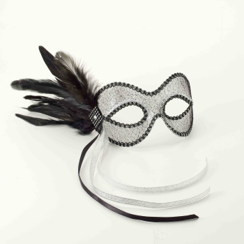 Image de BLACK AND SILVER MASK