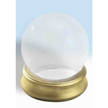 Picture of CRYSTAL BALL WITH STAND