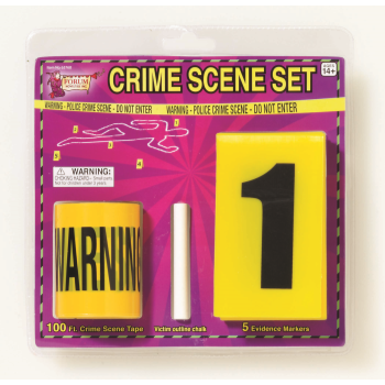 Picture of CRIME SCENE KIT