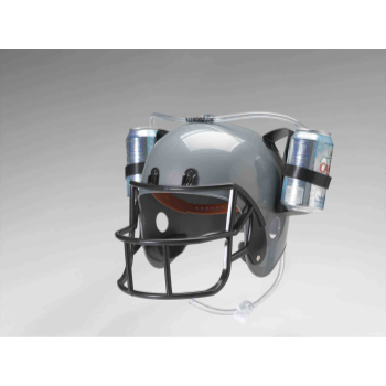 Picture of FOOTBALL DRINKING HELMET