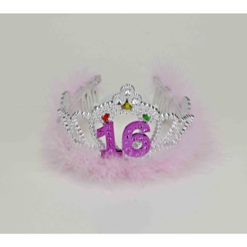 Picture of 16th FLASHING BIRTHDAY TIARA