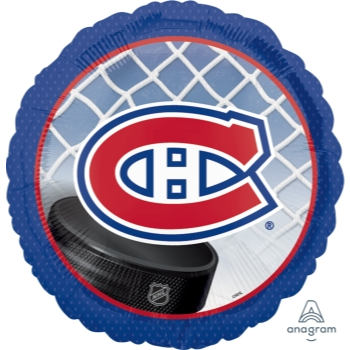 "Picture of 18"" FOIL - MONTREAL CANADIENS"