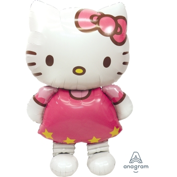 "Picture of 30"" HELLO KITTY AIRWALKER"