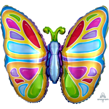 Picture of BRIGHT BUTTERFLY SUPERSHAPE