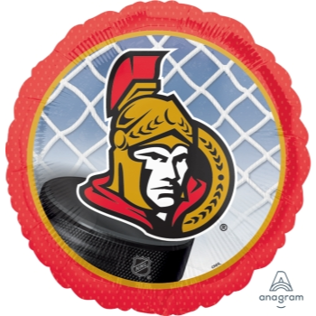 "Picture of 18"" FOIL - OTTAWA SENATORS"
