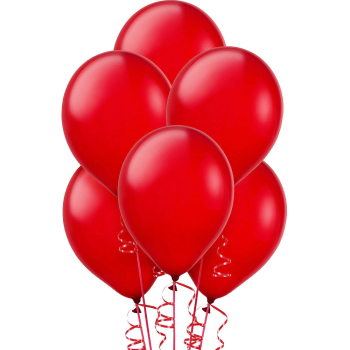 "Picture of 12"" RED BALLOONS"