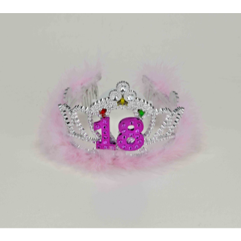 Picture of 18th FLASHING BIRTHDAY TIARA