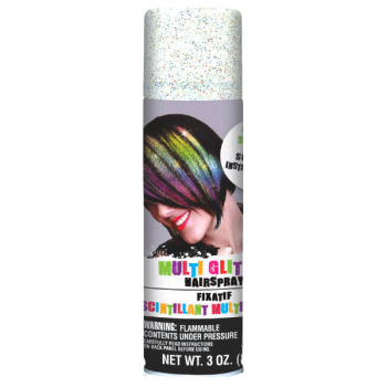 Picture of MULTI GLITTER - COLOR HAIRSPRAY