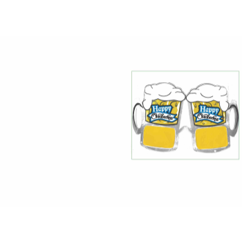Picture of OKTOBERFEST BEER MUG GLASSES