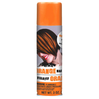 Picture of ORANGE - COLOR HAIRSPRAY