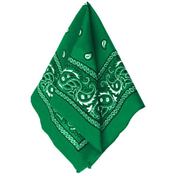 Picture of GREEN BANDANAS