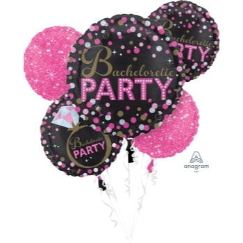 Image de BACHELORETTE PARTY FOIL BOUQUET