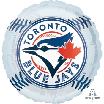 "Picture of 18"" FOIL - TORONTO BLUE JAYS"