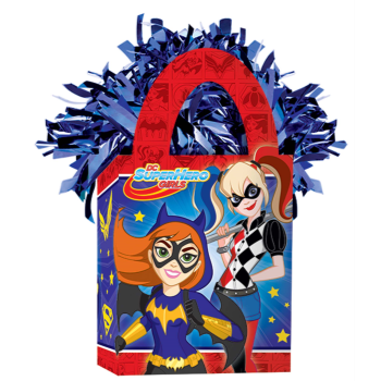 Image de DC SUPER HERO GIRLS BALLOON WEIGHT