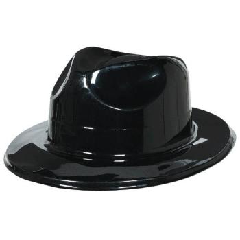 Picture of BLACK PLS FEDORA HAT