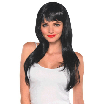Picture of BLACK GLAMOUROUS WIG