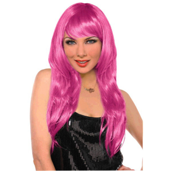 Image de PINK GLAMOUROUS WIG