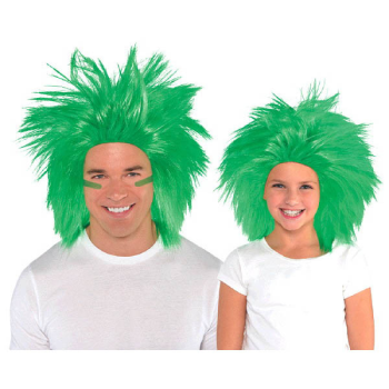Picture of GREEN CRAZY WIG