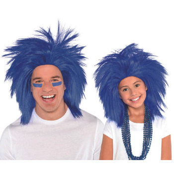Picture of BLUE CRAZY WIG