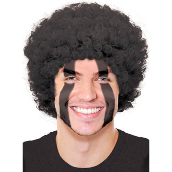 Picture of BLACK CURLY WIG