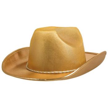 Picture of GOLD FELT COWBOY HAT