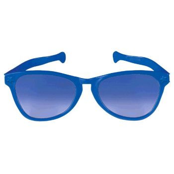 Picture of BLUE JUMBO GLASSES
