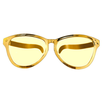 Picture of GOLD JUMBO GLASSES
