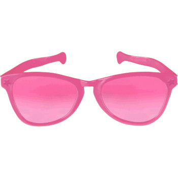 Picture of PINK JUMBO GLASSES