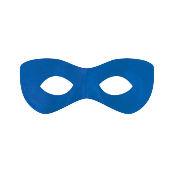 Picture of BLUE SUPER HERO MASK