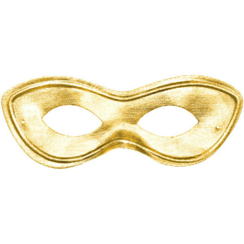 Picture of GOLD SUPER HERO MASK