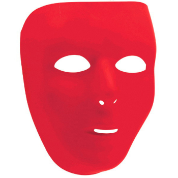Picture of RED  FULL FACE MASK