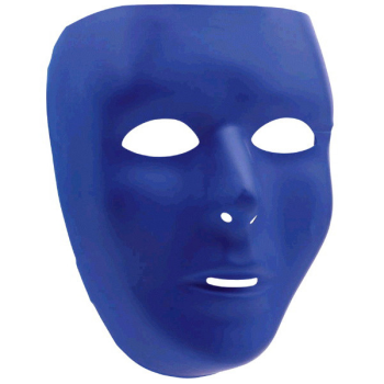 Picture of BLUE  FULL FACE MASK