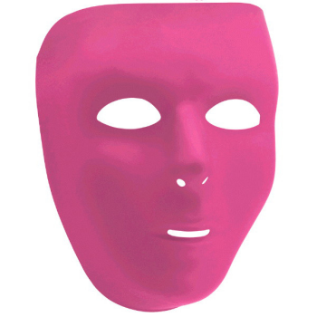 Picture of PINK  FULL FACE MASK