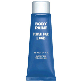 Picture of BLUE BODY PAINT