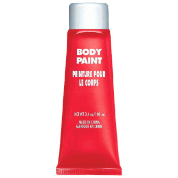 Picture of RED BODY PAINT