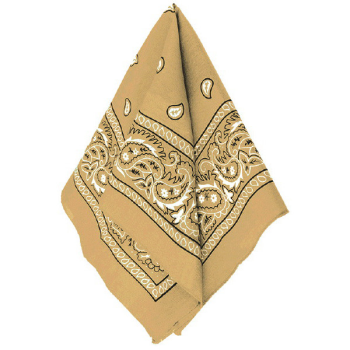 Picture of GOLD BANDANAS