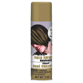 Picture of GOLD  HAIRSPRAY