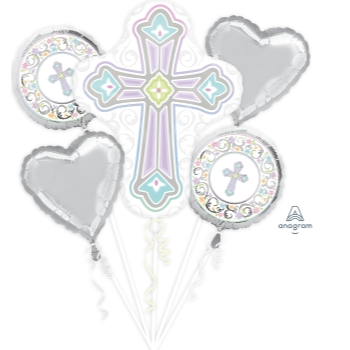Image de BLESSED DAY FOIL BOUQUET