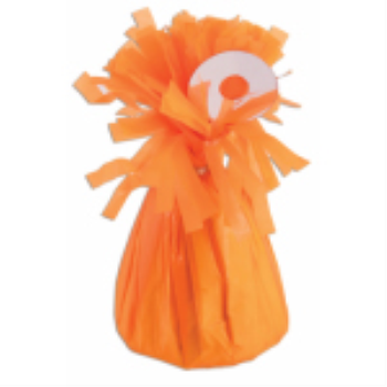 Image de FOIL BALLOON WEIGHTS - NEON ORANGE