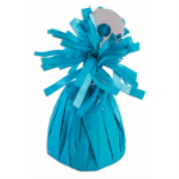 Image de FOIL BALLOON WEIGHTS - NEON TURQUOISE