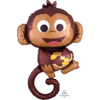 Picture of HAPPY MONKEY SUPERSHAPE