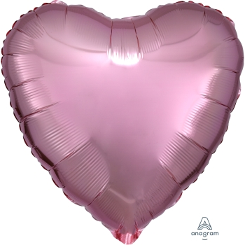 "Image de 18"" FOIL - ROSE GOLD HEART"